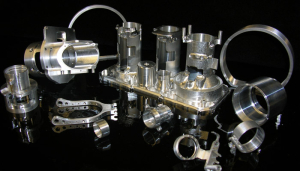 Prototype machining and fabrication in aluminum by NH machine shop TPM