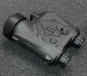 CNC machining services for optics. Prototype of night vision binoculars.