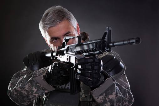 Prototype services for small arms manufacturing